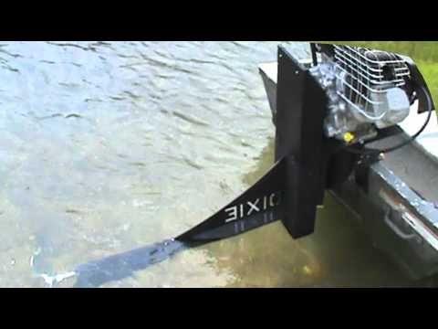 10 Hp Dmm Mud Motor By Dixie Mud Motors Llc Outboard