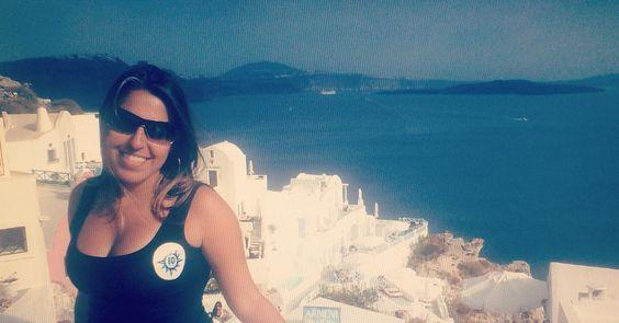 Limpeza no pc... Tb é dia de sentir saudades das viagens!!! Grécia....Santorini!!!  #viagem #grecia #saudades #santorini #greece #travel #life #love #boanoite #goodnight #morena #faztempo #2011 by fekizivat