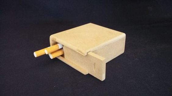 cigarrera de madera - Google Search