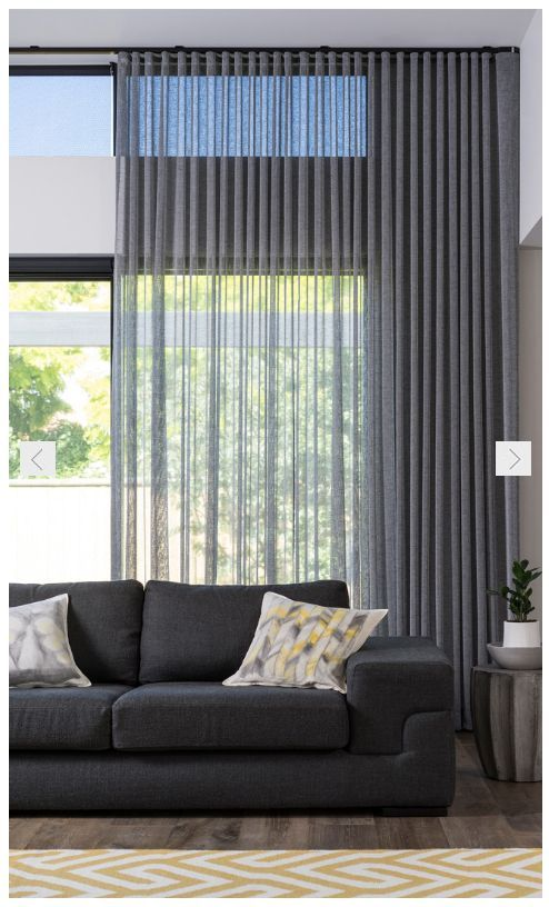 Amazing Scandinavian Interior Design And Ideas Ssandinavian Interiorѕ Are The Sentre Of Move Sheers Curtains Living Room Stylish Curtains Curtains Living Room