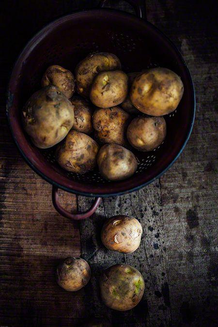Suflé de patata con chorizo aardappel souffle met chorizo  Bijzonder Spaans