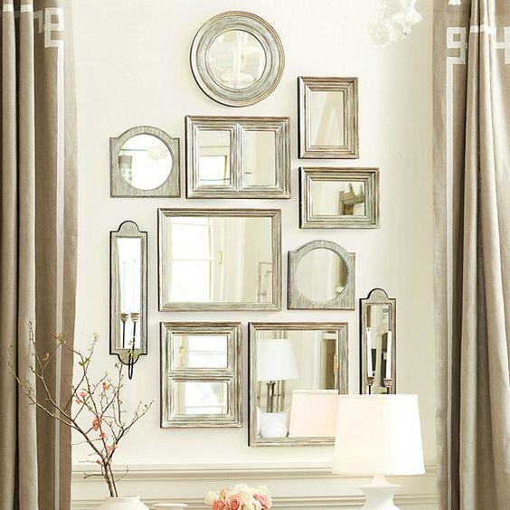 Ballard Designs Suzanne Kasler Gallery Wall Mirrors 179