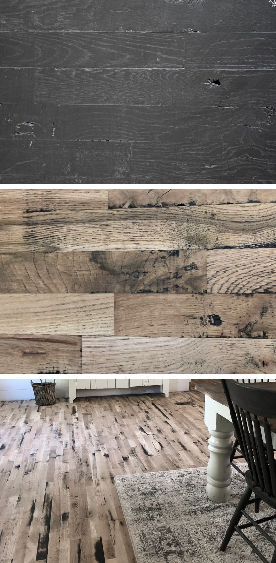 Rustic Black Painted Hardwood Floors Painted Hardwood Floors Rustic Hardwood Floors Hardwood Floors