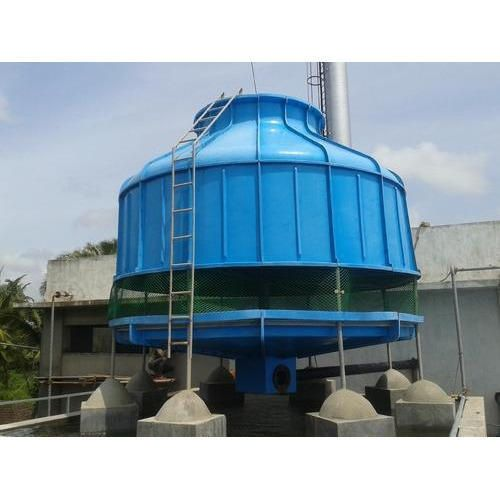 Round And Bottle Cooling Tower Cooling Tower Tower Bottle