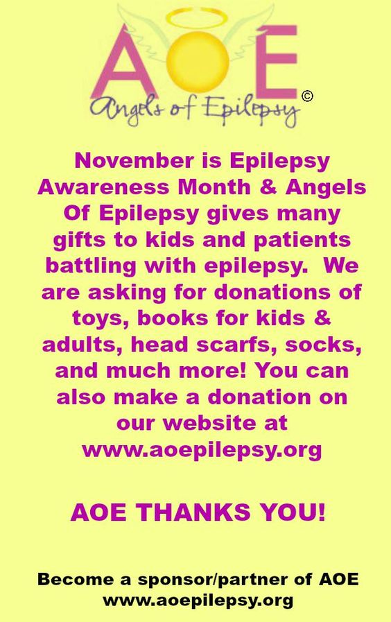 Toys For Epilepsy : Hello there aoe gives gifts to children and adults who
