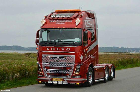 Pin By Raf Mennes On Volvo Trucks Pinterest