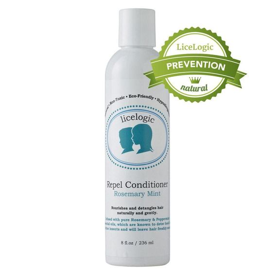 LiceLogic Repel Conditioner - Rosemary Mint