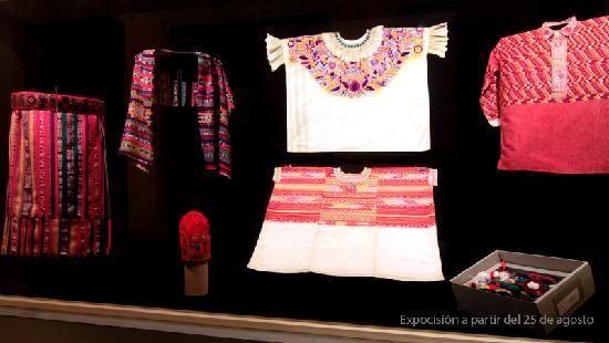 Museo Ixchel del Traje Indigena (Guatemala City, Guatemala)