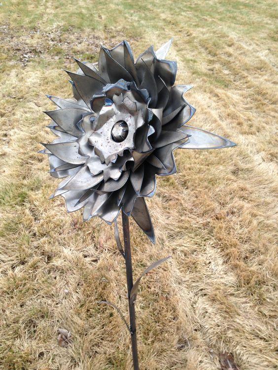 Bare Metal Flower