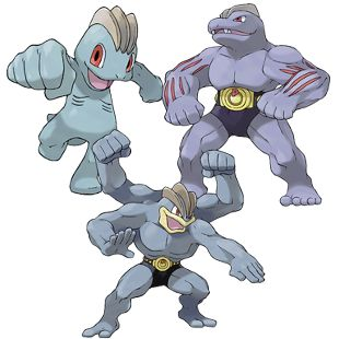 machop evolution - photo #5