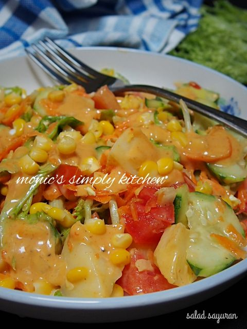 Gado Gado Resep Resep Resep Masakan Indonesia Resep Makanan