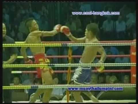 KO of Muey Thai. Pert 2.