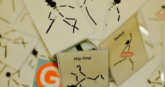 Gruppeneinteilung Tanz Schule