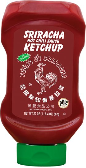Sriracha Hot Chili Sauce Products | Free Sample