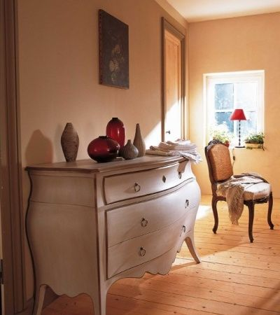 Customiser un meuble patiner un commode diy inspiration et minis - Customiser un meuble en pin ...