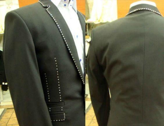 The Diamond-Encrusted Suit $1M