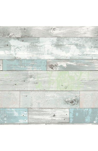 Wallpops 39 Beachwood 39 Reusable Peel Stick Vinyl Wallpaper