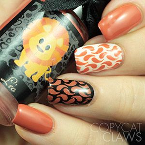 PRE ORDER!! Esmaltes da Kelly- Animals- Leo
