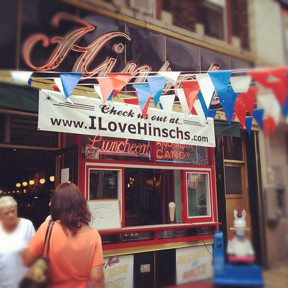 We <3 Hinches!