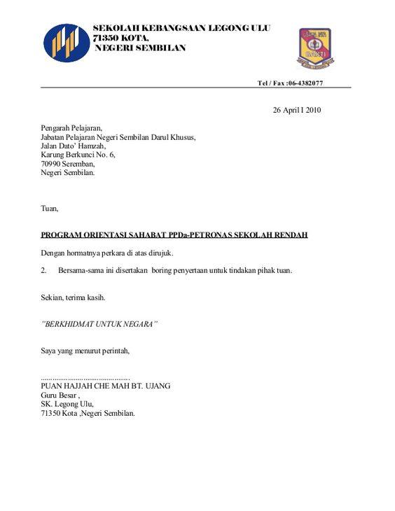 Surat Lengkap Contoh Surat Permohonan Kerjasama Sekolah Dengan Puskesmas Surat Sekolah