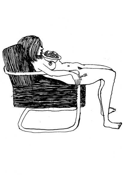 Anoushka Matus - Illustration - Frauen - Woman