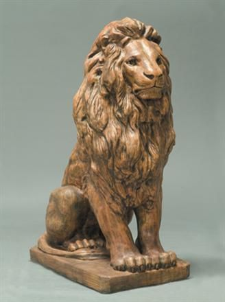 For the lions, I like how the lion is sitting. Ugly face tho.
