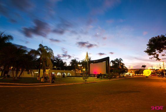 Cinearte Sarau -Salinas- MG ©Athos Souza
