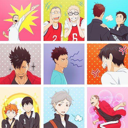Hinata Funny Faces Hai...