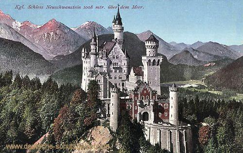 Konig Ludwig Ii 1848 1886 Biographie Lebenslauf In Bildern Deutsche Schutzgebiete De In 2020 Bayern Allgauer Alpen Sonthofen