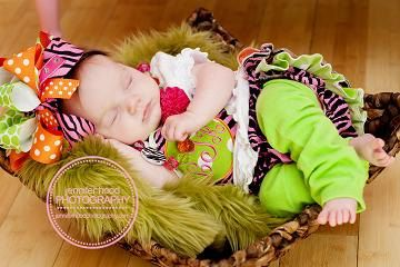 Fun & Funky Zebra Ruffle Bloomer Set size 0-6mo by LinziLous, $58.00  My friend makes these! She is so talented!!