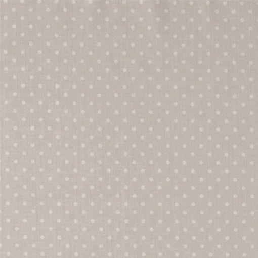 Baumwolle Sand Punkte Weiss Stoff Und Stil Baumwolle Stoffe