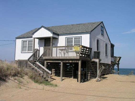Kitty Hawk Vacation Rental Beach Baby 007 Pet Friendly
