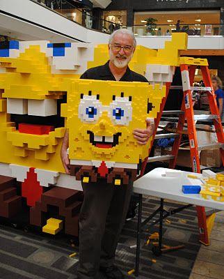 Master Lego Builder Stephen Gerling
