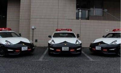 شرطة طوكيو تضيف سيارات نيسان 370Z نيسمو لأسطولها