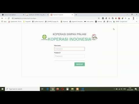 Source Code Aplikasi Koperasi Simpan Pinjam Berbasis Web Aplikasi Pinjaman