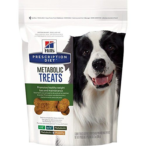 Hill S Prescription Diet Metabolic Canine Dog Treats 12 Ounce Bag Click Image For More Details This I In 2020 Hills Prescription Diet Dog Food Recipes Dog Treats