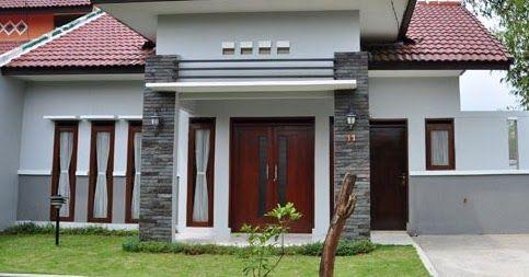 Desain Rumah Sederhana Minimalis Modern Cek Bahan Bangunan