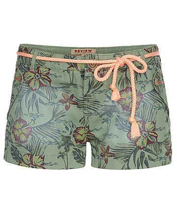 Summer Shorts by Review  #holiday #fashion #engelhorn