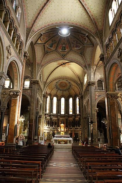 La Basílica del Espíritu Santo - Buenos Aires | Blog | Miranda Bosch