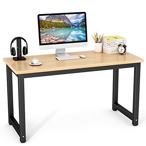 Top 10 Writing Desk Of 2020 Large Office Desk Computer Table