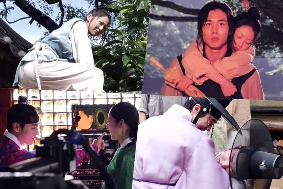 "Watch: ""Flower Crew: Joseon Marriage Agency"" Cast Members Can't Stop (Won't Stop) Teasing Each Other"