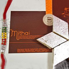 Send Rakhi Kaju Delight for #USA #brother Shop now At- www.rakhi.in/rakhi-to-usa/