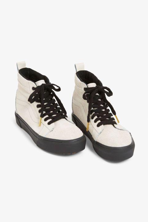 vans sk8 hi mte vans sk8 high top vans trendy sneakers pinterest