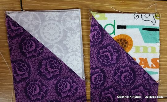 Fine-Tuning the Stitch & Flip with Bonnie Hunter - C&T Publishing: