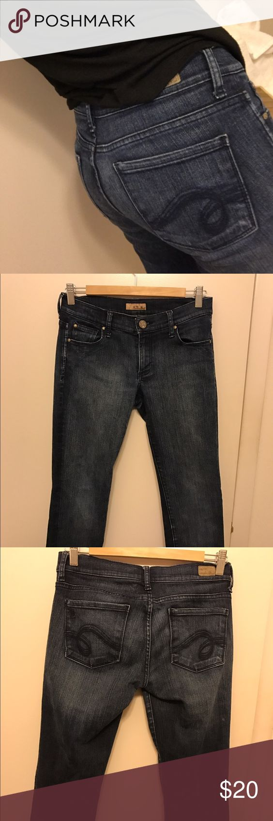 See thru soul jeans See thru soul jeans bought at Nordstrom. Good condition, no stains. Very comfortable and casual Jeans Skinny