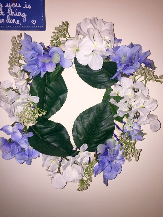A personal favorite from my Etsy shop https://www.etsy.com/listing/295103825/floral-wreath