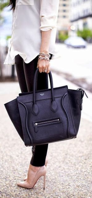 céline - luggage phantom (still my all-time favourite bag)