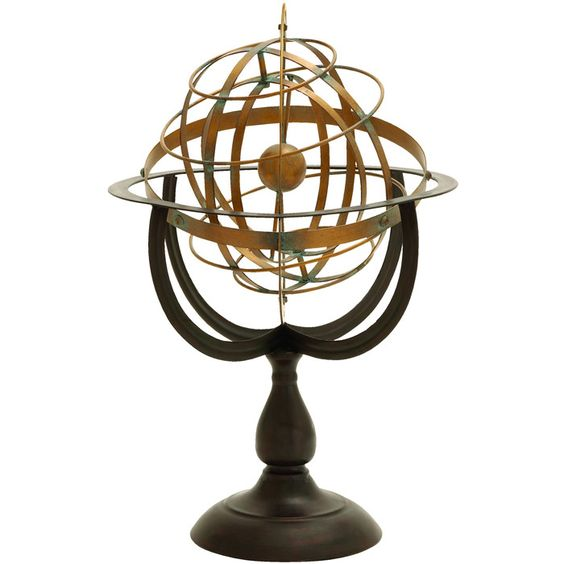 Celestial Armillary Décor. I want it!