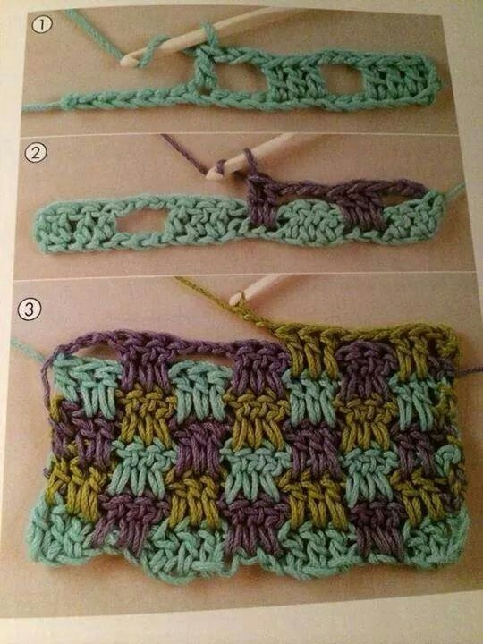 No pattern listed
