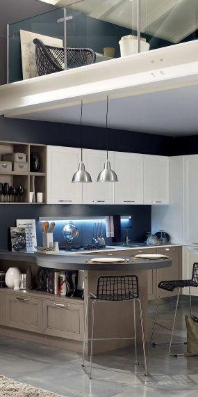 Cucine Componibili cucine componibili stosa : Cucine componibili contemporanee: scopri Maxim Stosa | Kitchen ...